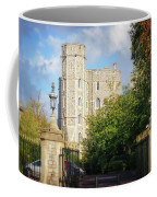 Windsor Castle Coffee Mug by Joe Winkler