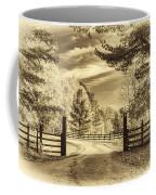 Windstone Farm - Sepia Coffee Mug