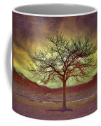 Windstorm At Skaha Lake Coffee Mug
