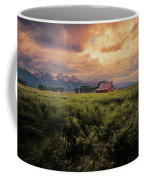Windstorm On The Prairie Coffee Mug
