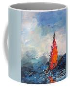 Windsurf Impression 04 Coffee Mug