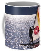 Windsurfing Lake Champlain Coffee Mug