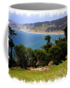 Windswept Over San Francisco Bay Coffee Mug