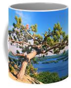 Windswept Pine On Rattlesnake Mountain Coffee Mug