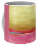 Windswept Sunrise- Art By Linda Woods Coffee Mug