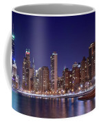Windy City Lakefront Coffee Mug