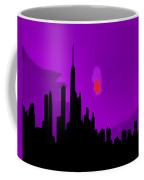 Windy City Sunset Coffee Mug