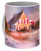 Windy Cold Sunny Day Coffee Mug