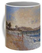 Windy Day At Sea Coffee Mug