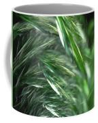 Windy Fractal Field Coffee Mug