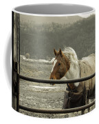 Windy In Mane Coffee Mug