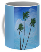 Windy Palms Coffee Mug