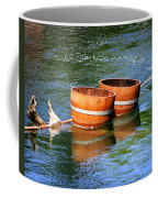 Wine Barrels Coffee Mug