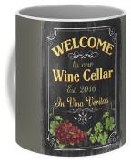 Wine Cellar Sign 1 Coffee Mug