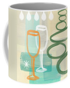 Wine For Two Coffee Mug by Linda Woods