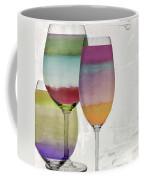 Wine Prism Coffee Mug