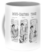 Wine-tasting Tour Coffee Mug