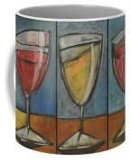 Wine Trio Option 2 Coffee Mug