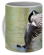 Wing Drying Coffee Mug