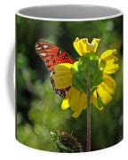 Wing Flower Coffee Mug