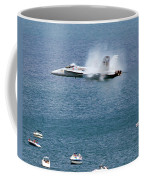 Wing Plume Coffee Mug