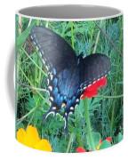 Wing Spread Butterfly Coffee Mug