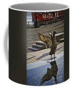 Winged Bird Coffee Mug