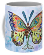 Winged Metamorphosis Coffee Mug