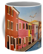 Wingin It In Venice Coffee Mug