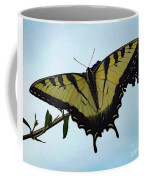 Wings Are Perfect Match - Eastern Tiger Swallowtail Coffee Mug