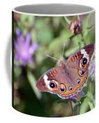 Wings Of Wonder - Common Buckeye Butterfly Coffee Mug