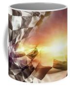Winners Flag Coffee Mug