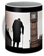 Winston And His Watch Coffee Mug