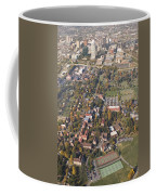 Winston Salem Nc From Above Coffee Mug