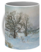Winte Evening Coffee Mug