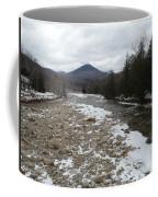 Winter Along The Pemi Coffee Mug