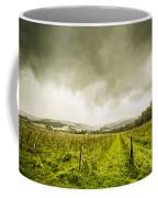 Winter Apple Orchard Coffee Mug