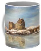 Winter At Eilean Donan Coffee Mug