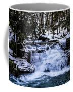 Mill Creek Falls Wv Coffee Mug