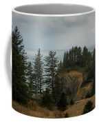 Winter At Oswald West Coffee Mug