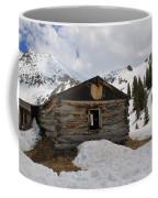 Winter At The Boston Mine 4 Coffee Mug