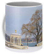 Winter At The Waterworks Coffee Mug