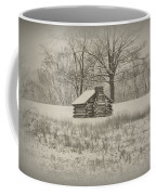 Winter At Valley Forge Coffee Mug