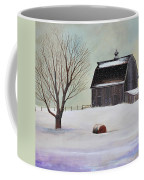 Winter Barn II Coffee Mug