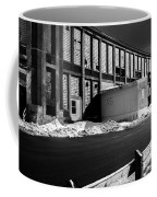 Winter Bates Mill Coffee Mug by Bob Orsillo