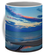 Winter Beach Coffee Mug