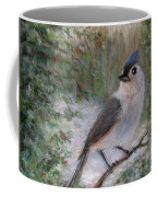 Winter Bird Coffee Mug