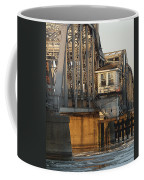 Winter Bridgehouse Coffee Mug
