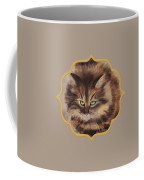Winter Cat Coffee Mug