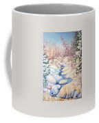 Winter Creek 1  Coffee Mug